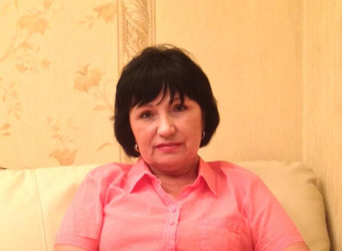 Свинцова Галина Васильевна